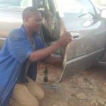 Ayuba a mechanic says COVID 19 rendered him poor hungry