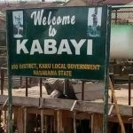 Kabayi community where rape incident was recorded because of COVID 19 lockdown