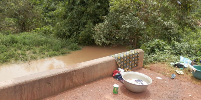 Despite N278 Billion FCT Budget, Abuja Community Drink Water Same Pond with Animals