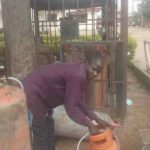 Man who refills cooking gas says COVID 19 destoryed their business