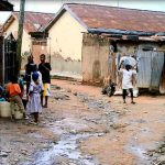 Mararaba Communiy where poverty is endemic