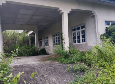 Multi Million Naira Delta Community Primary Healthcare Abandoned