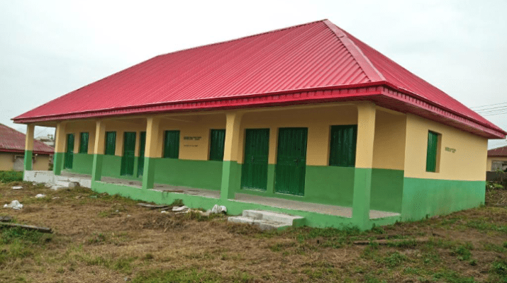 Ogun Lawmaker Three Classrooms That Cost N16 Million