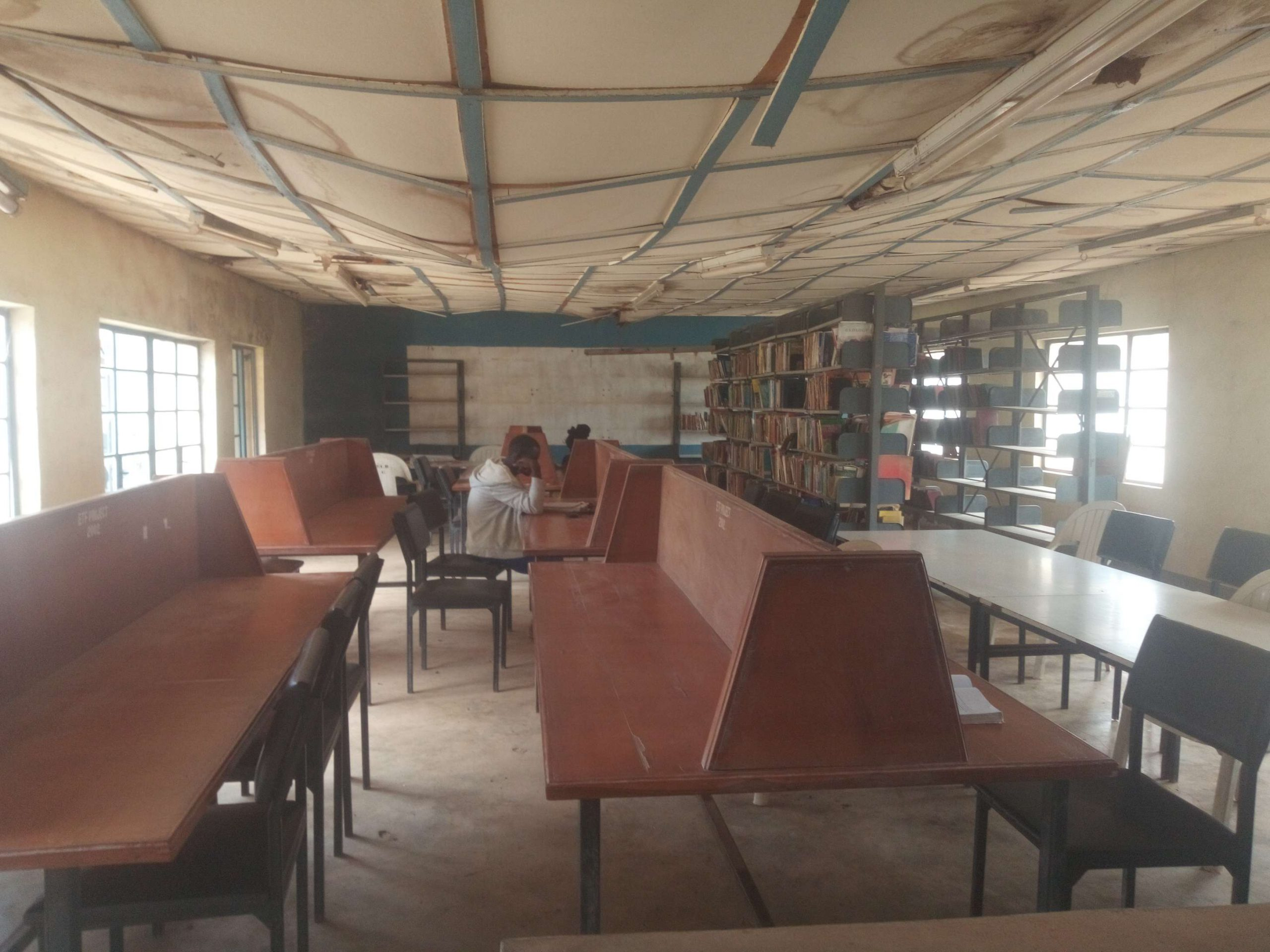 Two years after, Plateau Library remains dilapidated despite N12 million renovation allocation