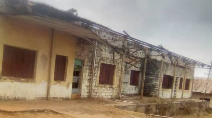 Despite N100 million allocation, no single building renovated in Idah collage of health