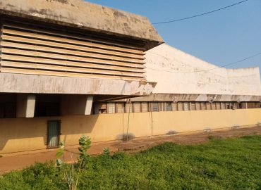 Despite N720 million renovation allocation, Kwara indoor sports remains abandoned