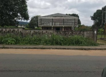 Four years after, Ikot Ekpene Library remains dilapidated despite N54 million renovation allocation
