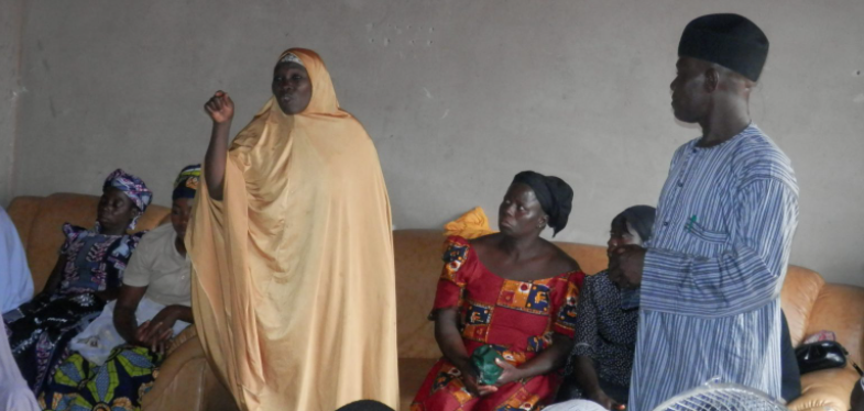 For effective family planning, our husband must be educated