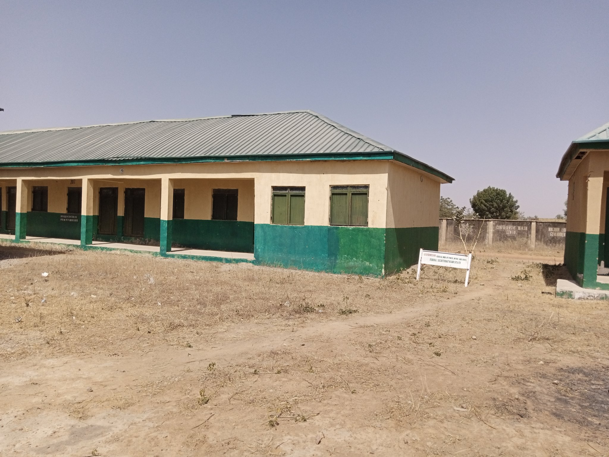 School classrooms in Kano locked up, not in use five years after completion