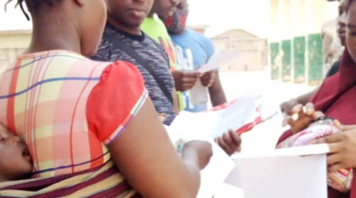 Uncovered How NIMC officials sell enrolment forms in Abuja