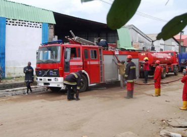 How Fire Service Allegedly Sells Job Slot for N750k, N800k