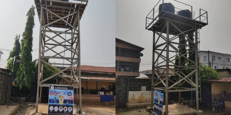 Lagos state govt spends N5.2 million on a single borehole