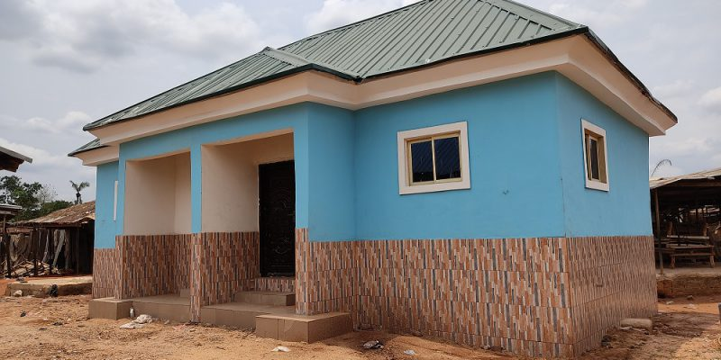 Scam alert Imo lawmaker constructs a single toilet for N15 million