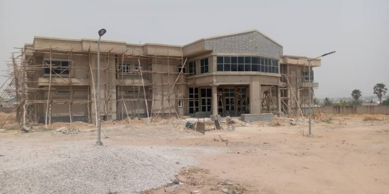 N64.2 million WAEC office building abandoned