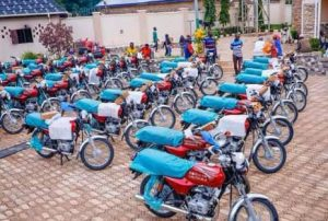 Constituency motorcycles