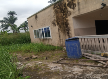 N80 million PHC Constituency Project in Abia collapses one year after completion