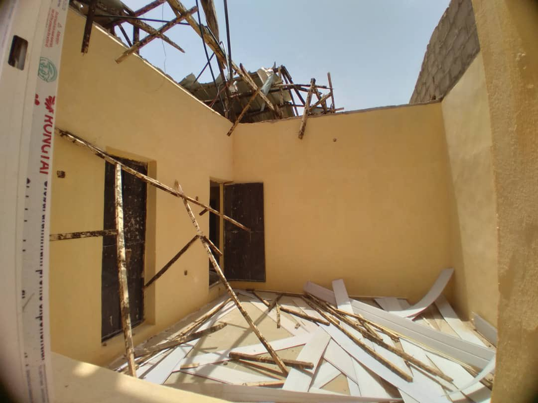 Jigawa lawmaker constituency project collapses two years after commissioning
