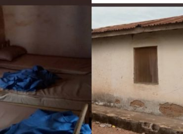 Nasarawa community begs for assistance as PHC becomes collapses