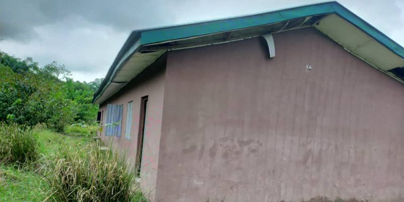 UBEC constructs two classroom blocks for N11.84 million