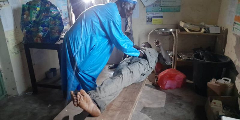 Bauchi hospital health workers contribute money, buy drugs to treat patients