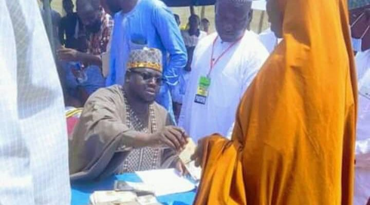 Despite N96 million approval, Bauchi lawmaker gave N10k each to 137 as a constituency project